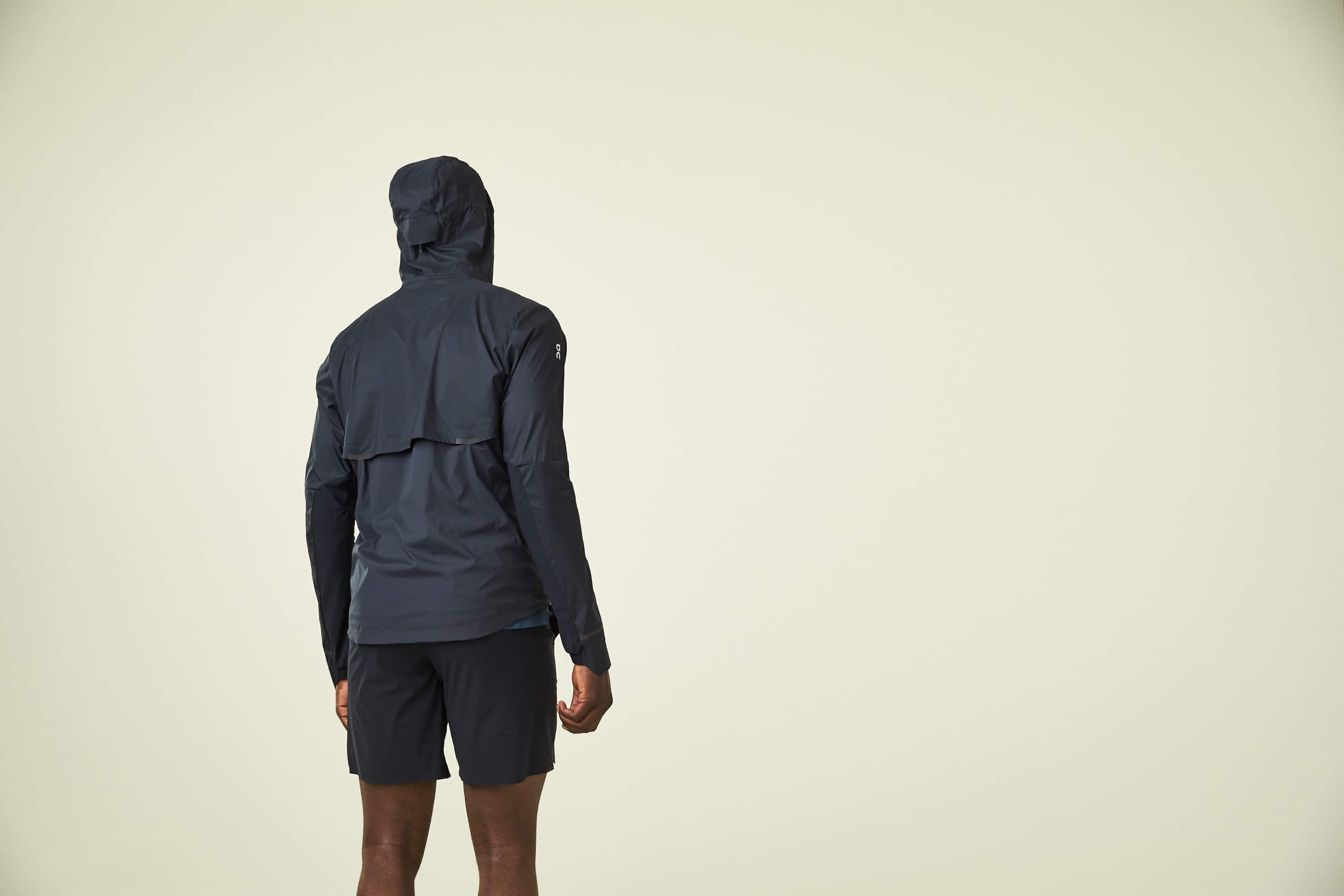 M02 weather jacket m black shadow