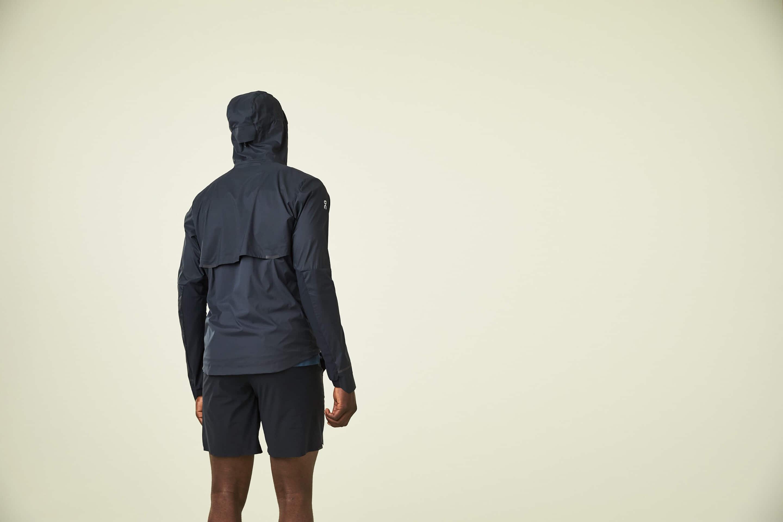 M02 weather jacket m black shadow