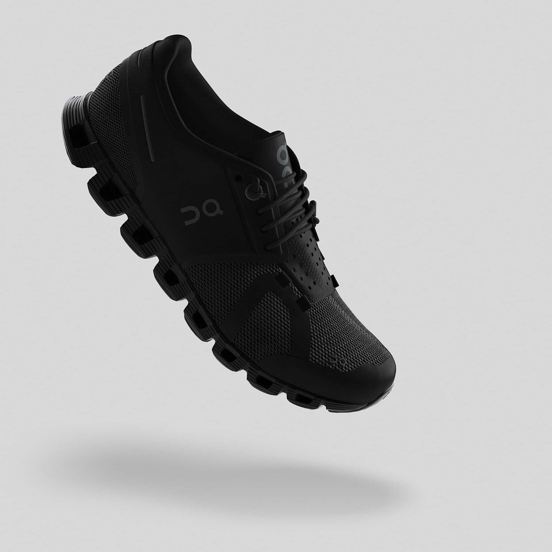 3b6a86ca375b Cloud. Perform all day every day with the All Black shoe ...